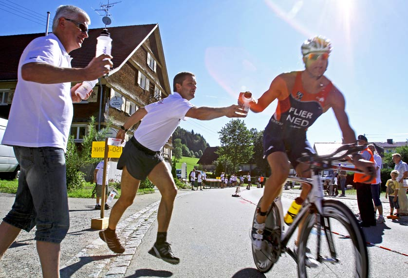 34. Allgäu Triathlon am 21. August 2016